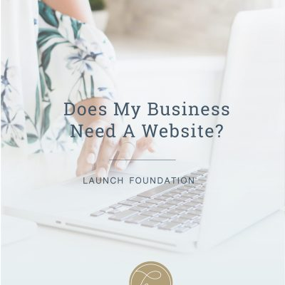 Does My Business Need A Website