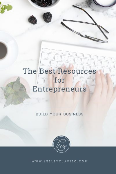 The Best Resources for Entrepreneurs